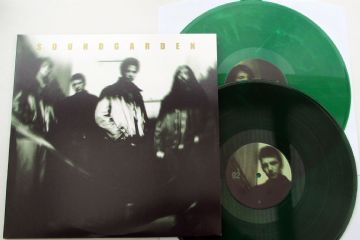Soundgarden - A Sides (2018 Record Store Day Green Vinyl 2 LP Set)
